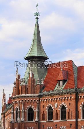 pontificial university krakow