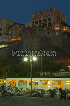 low angle view of buildings on