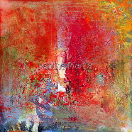 abstract art hand painted canvas