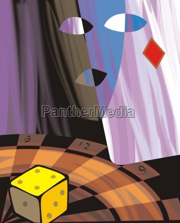 spiel spielen spielend spielt gluecksspiel kubus