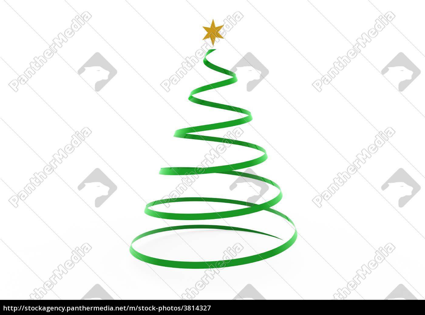 Symbol Weihnachtsbaum.Lizenzfreies Bild 3814327 3d Weihnachtsbaum Stern
