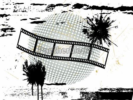 grunge filmstyle