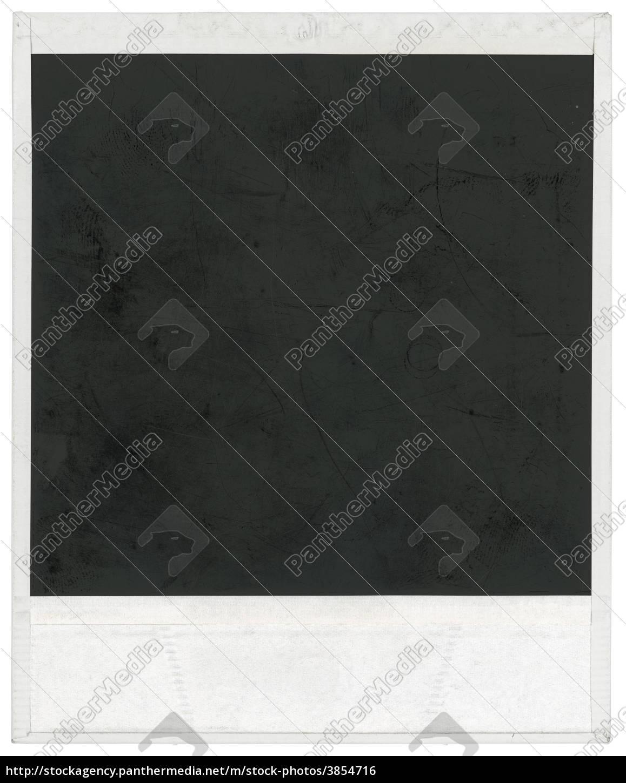 leere polaroid-rahmen ausschnitt - Lizenzfreies Foto - #3854716 ...