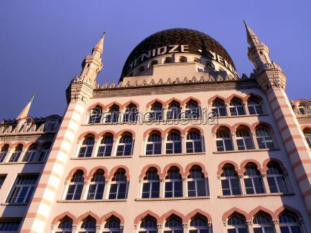 dresda moschea segni simbolo orientale