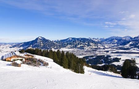 slope winter