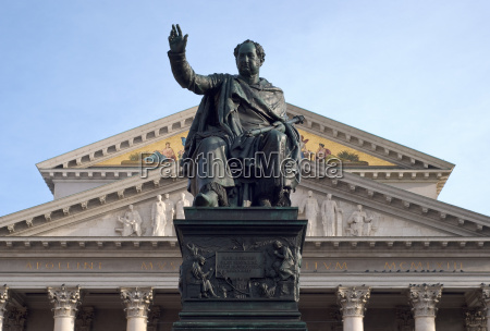 monument of maximilian joseph