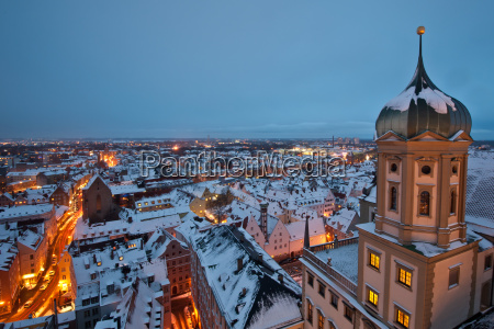 augsburger roofs in advent