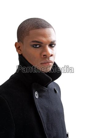 afrikanische mode mann