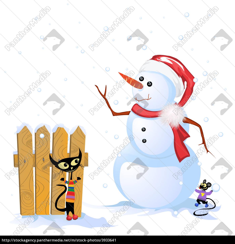 winterkarte - 3933641