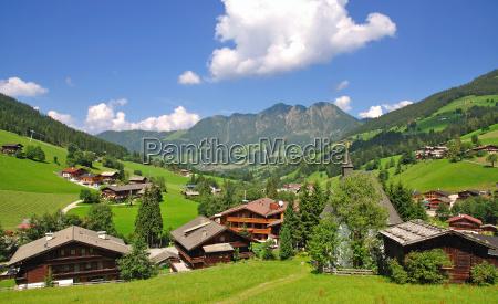 inneralpbach im alpbachtal