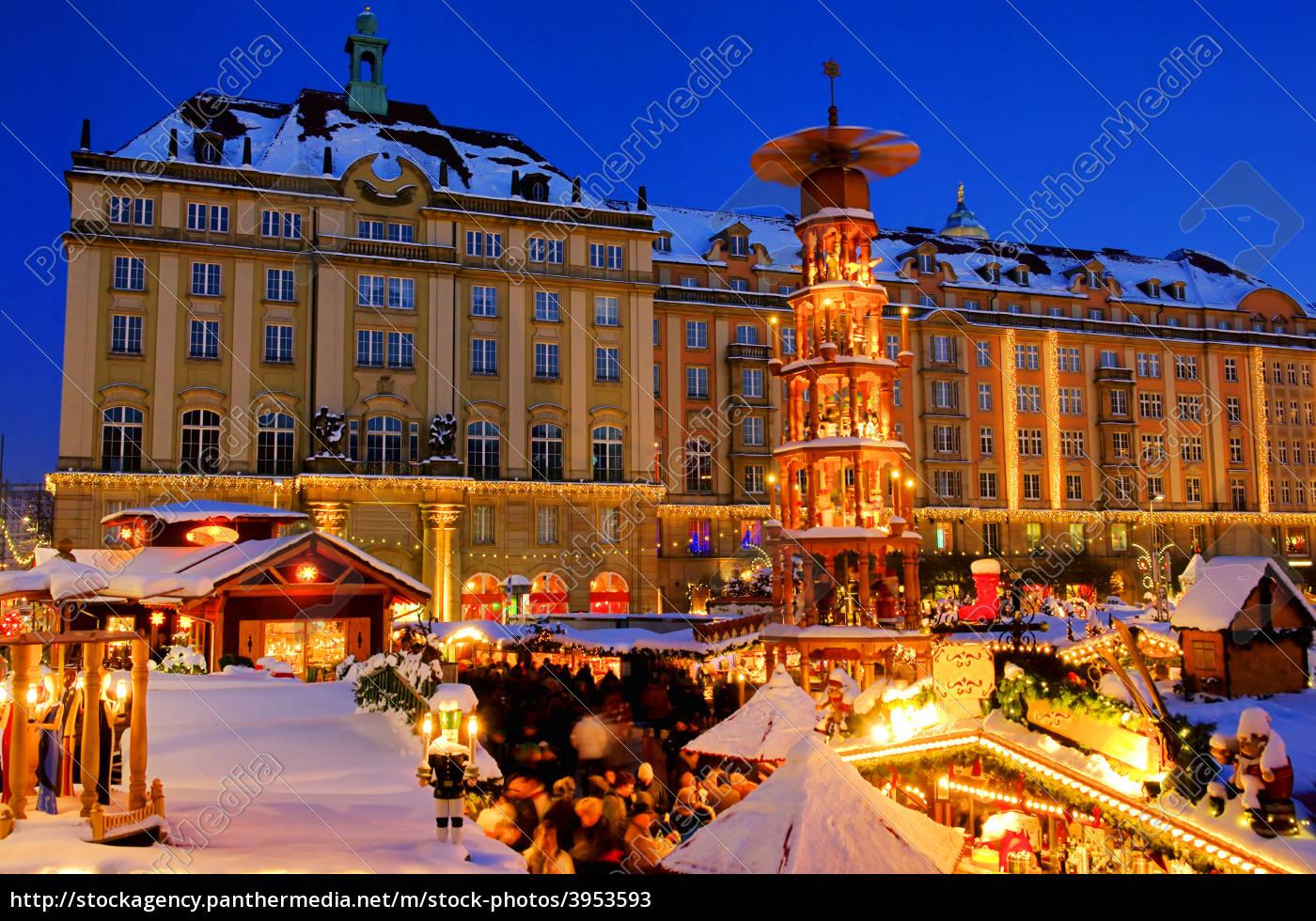 Weihnachtsmarkt In Dresden.Lizenzfreies Bild 3953593 Dresden Weihnachtsmarkt Dresden Christmas Market 15