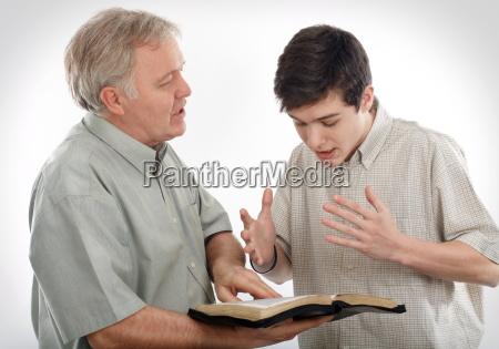 explaining the word of god