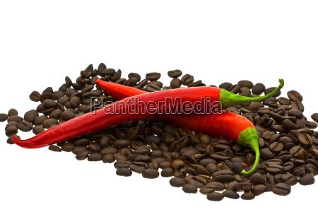 kaffee und chili