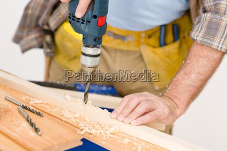 home improvement handyman bohren in