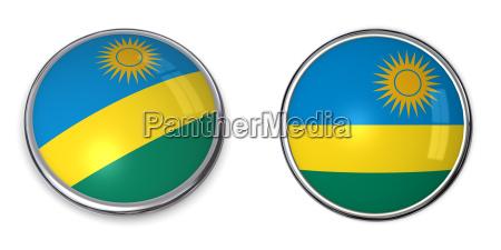 banner button ruanda ruanda