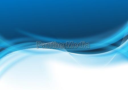 abstrakt, blau, business-design - 4213117