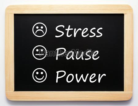 stress break power