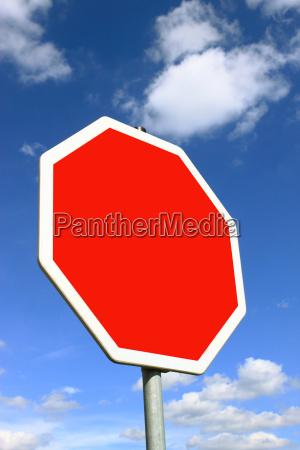 hintergrund verkehrszeichen