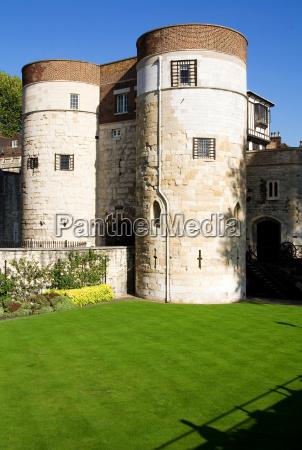 tower von london schloss tourismus
