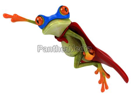 super frosch
