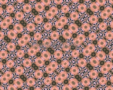 augen vorlage kaleidoskop schnittmuster hintergrund beobachten