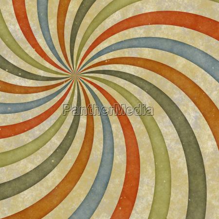 sechzigerart grungy swirl