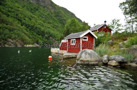 ferien in norwegen