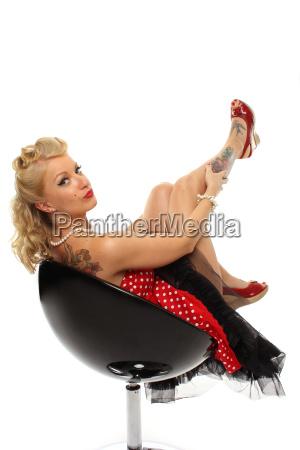 erotische, frau - 4361005