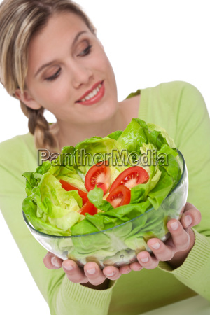 healthy lifestyle series woman with