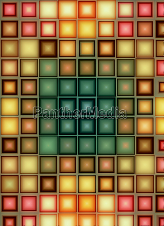 colorful diamonds background