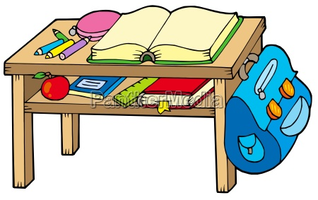 Schreibtisch büro clipart  Schreibtisch Büro Clipart | daredevz.com