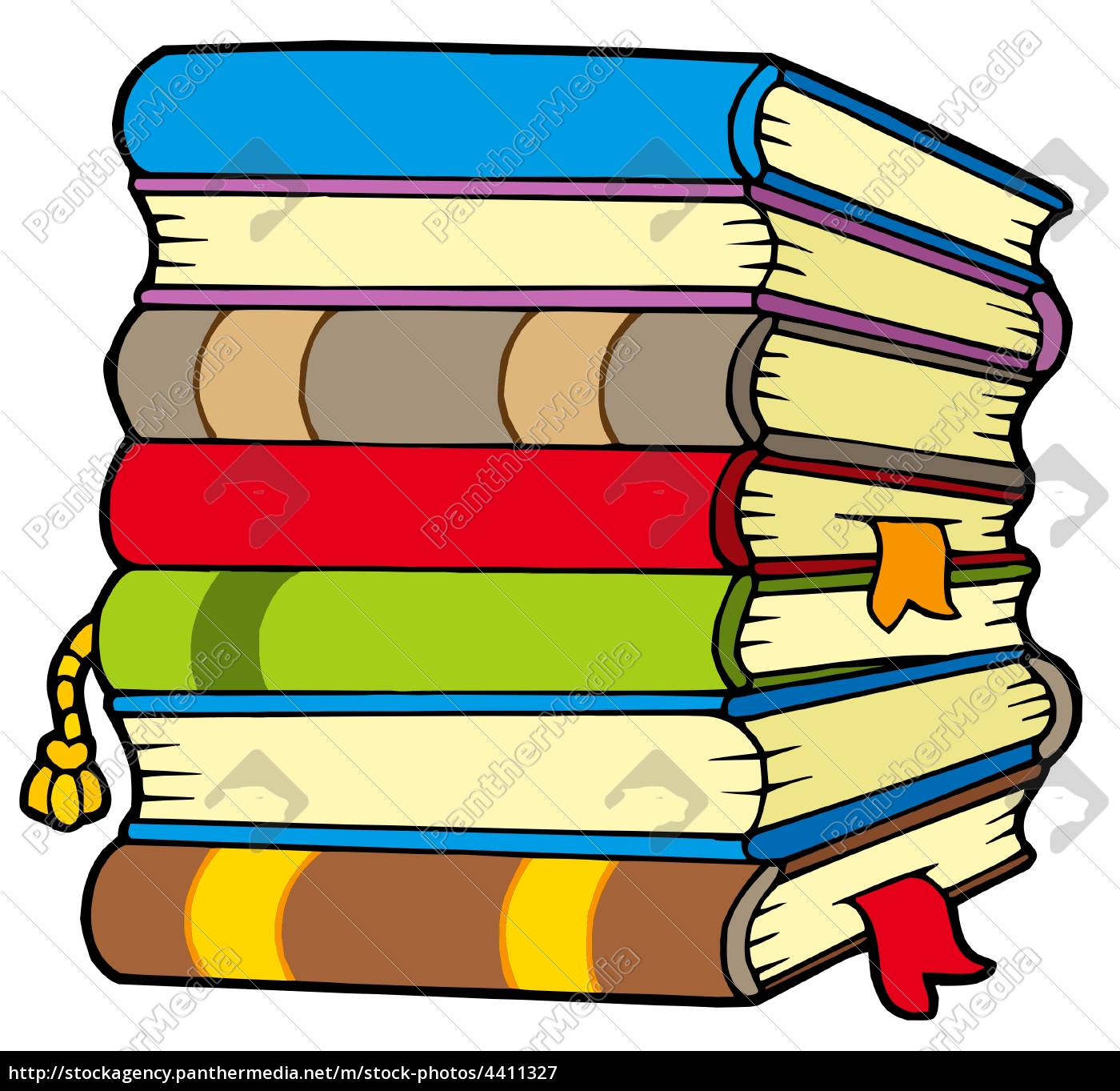 Bücherstapel clipart  Bücherstapel Clipart | ambiznes.com