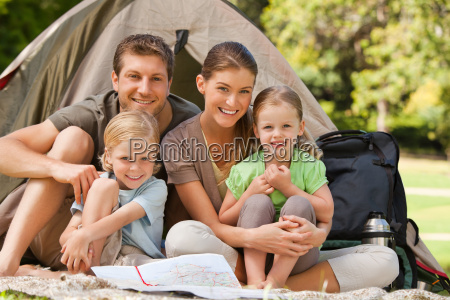 familiencampingplatz im park