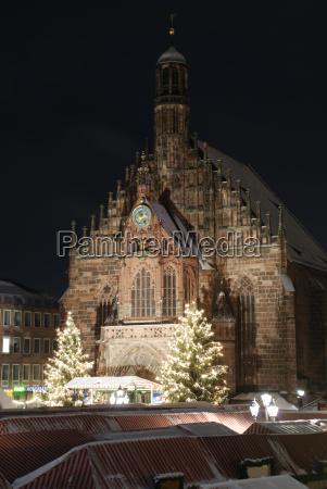 weltberuemter nuremberg christmas market night