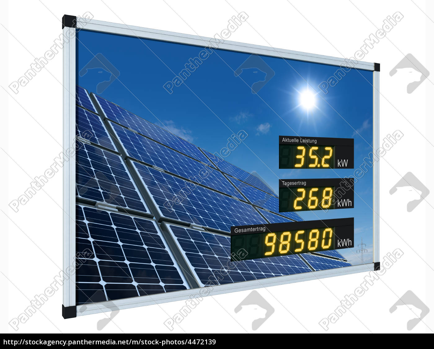 solaranzeige, -, deutsch - 4472139