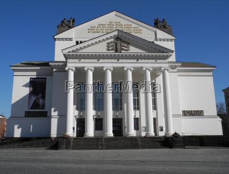 stadttheater in duisburg
