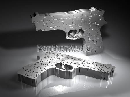pistolen puzzle