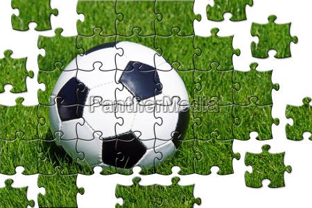 fussball puzzle