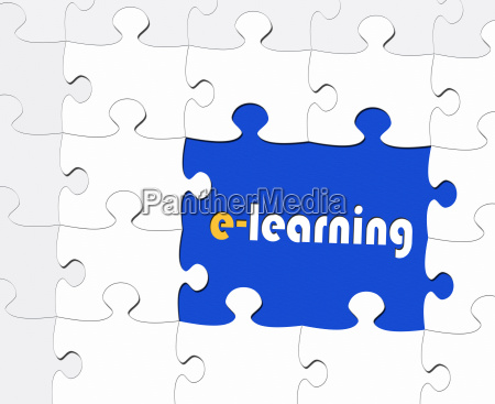 e learning business concept