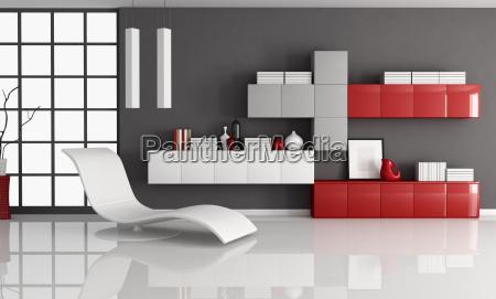 contemporay wohnzimmer