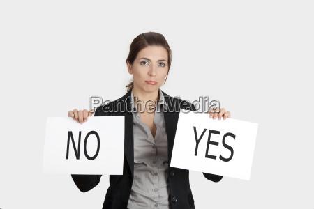 ja oder nein