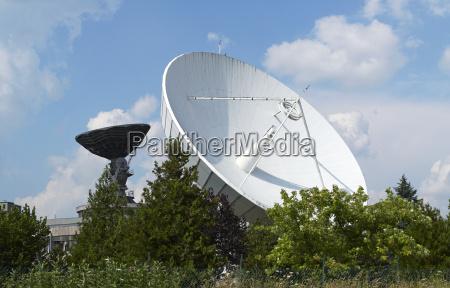 raum telekommunikationsstation