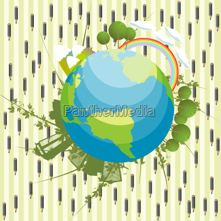 abstract ecological background