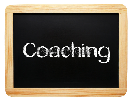 coaching business concept optional