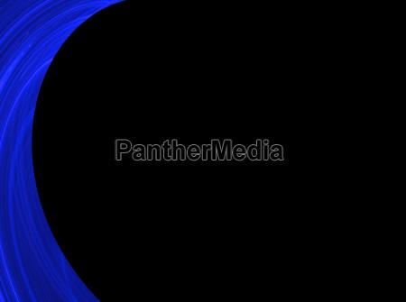 blaue und schwarze powerpoint hintergrund