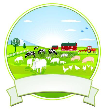farm button