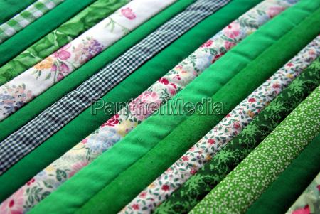 stoff stoffmuster patchwork muster gruen gemustert