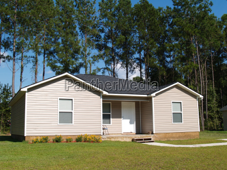 small low income home