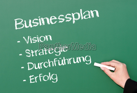 business plan the way to