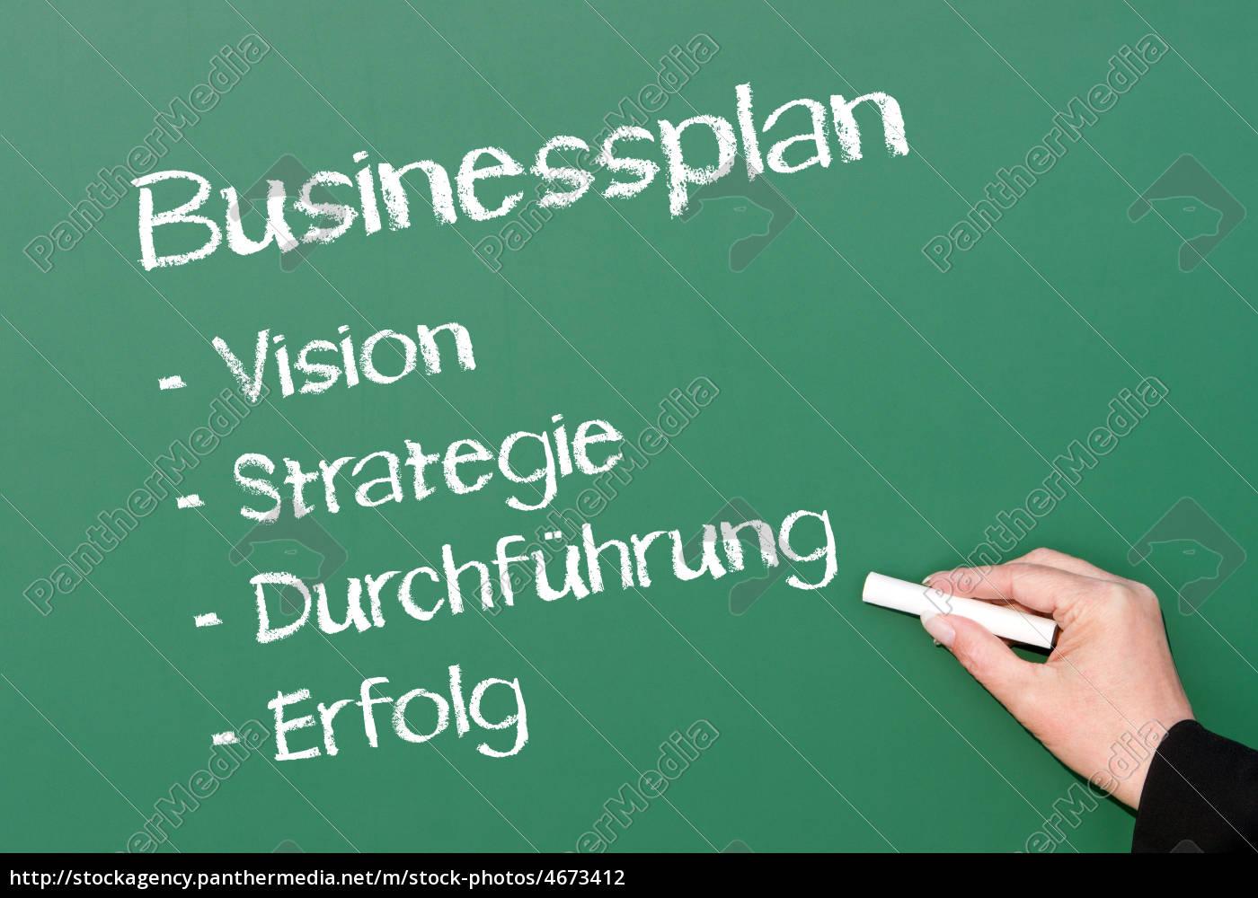 Businessplan - Der Weg zum Erfolg - Lizenzfreies Foto - #4673412 ...